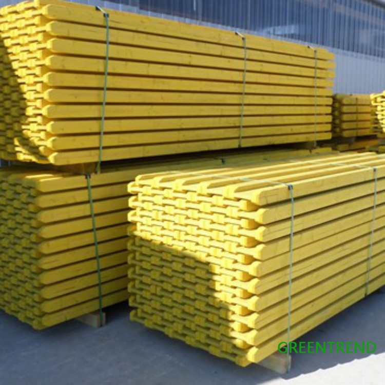 H20 beam construction pine LVL(pine lumber) formwork h20 timber beam