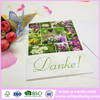C1S artpaper greeting cards all occasions