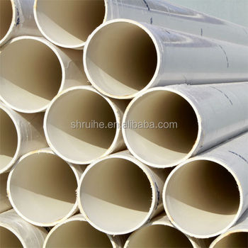 Pvc pipes raw material pvc water pipe prices thin wall pvc for Water pipe material