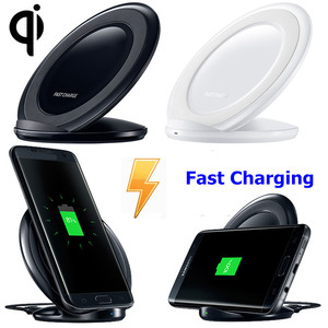 China Manufacturer Genuine QI Wireless Charger S7 Edge Fast Charging Dock For Samsung Galaxy S7