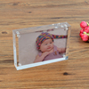 square design clear plexiglass acrylic picture photo frame