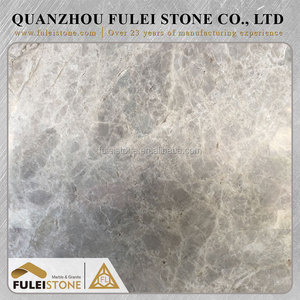 Wholesale custom hotel big slab polished tundra grey marble