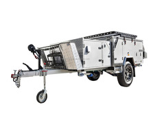 2017 Avalanche Forward Fold Camper Trailer