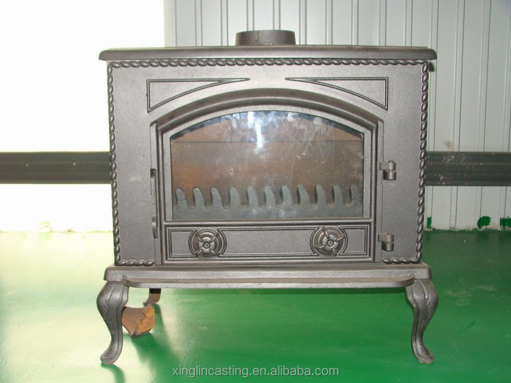 Estufa de le a de hierro fundido partes fogones - Estufas de lena de hierro ...