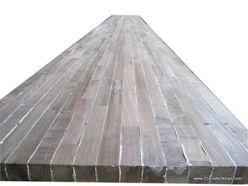 Arbeitsplatten Aus Holz Bin Schwarze Walnuss Holz Arbeitsplatten