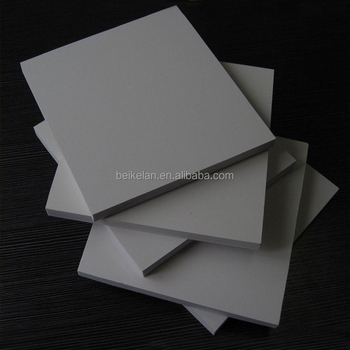 Grey Pvc Rigid Sheet 10mm Thick Plastic Cutting Board Polyvinyl Chloride Plates