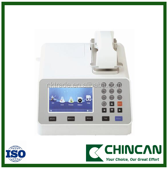 Nano-200 High Quality Lab Protein Nucleic Acid Analyzer with competitive price