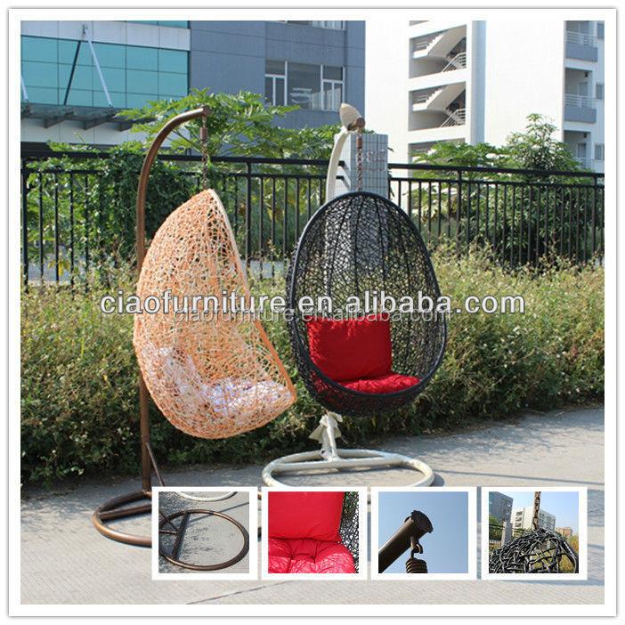 Venta al por mayor sillas colgantes compre online los for Silla huevo colgante