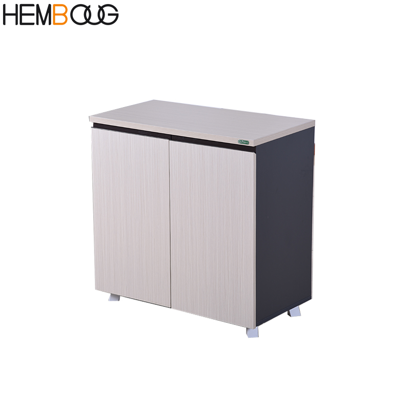 Guangdong Cheap Price Office Wood File Cabinet With Drawers