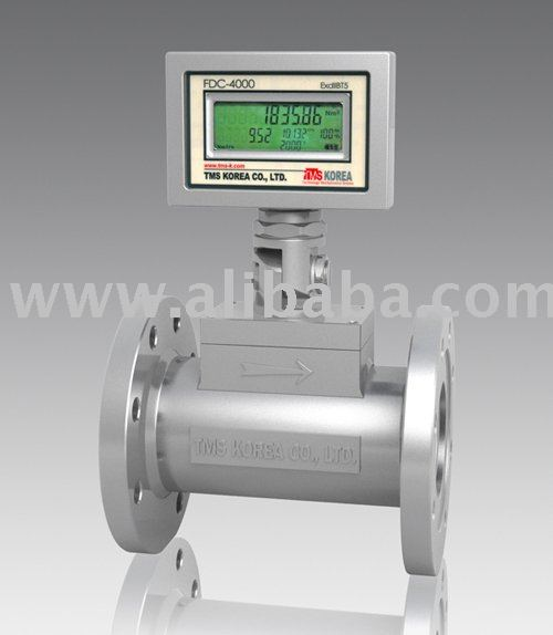 [KITA] Digital Gas Turbine Meter with EVC