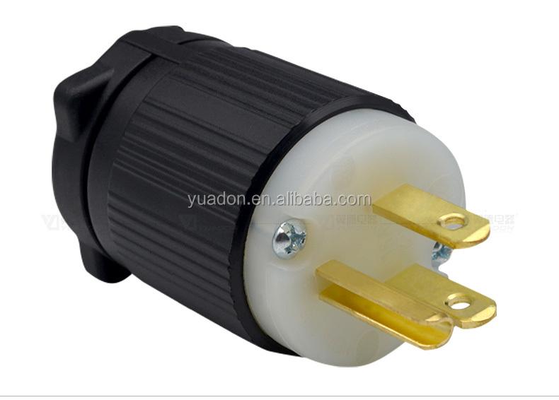Nema 5-15p plug generator stekker en stopcontact connector