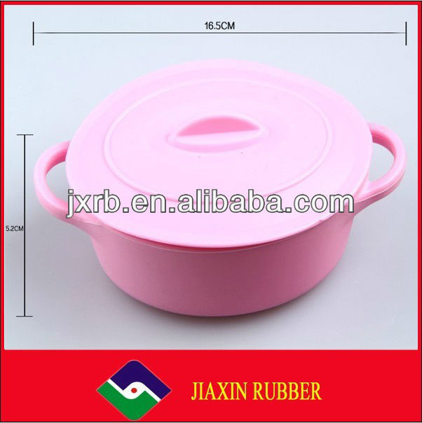 Wholesale Silicone microwave storage bins with lids