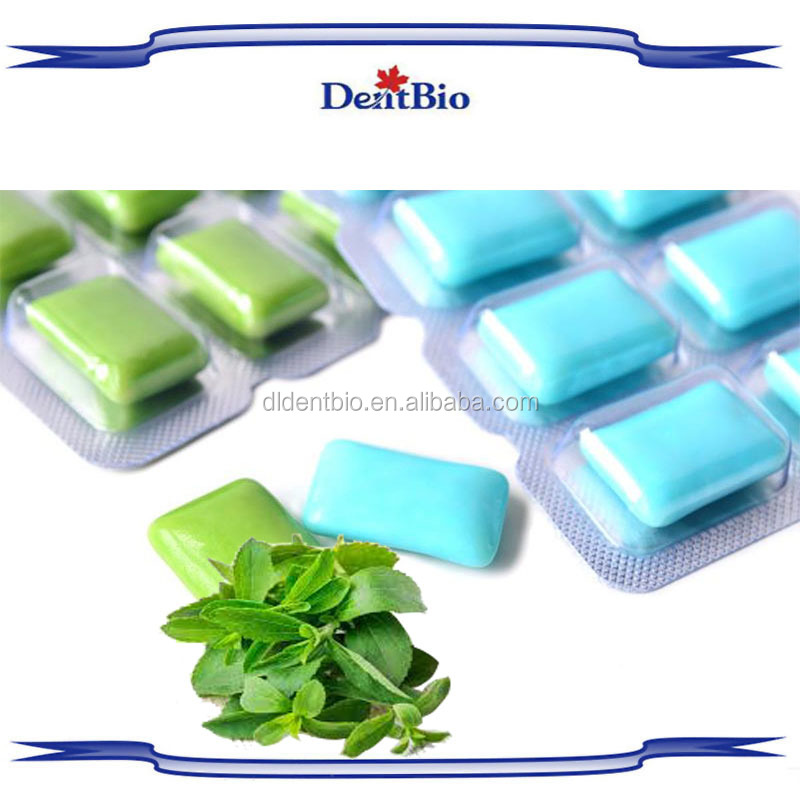 Promotional dalian xylitol chewing gum oem private label sugar free chewing gum