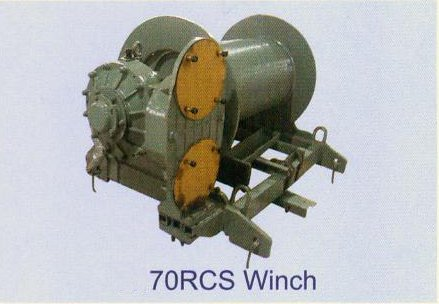 Tower crane spare parts-70RCS Winch