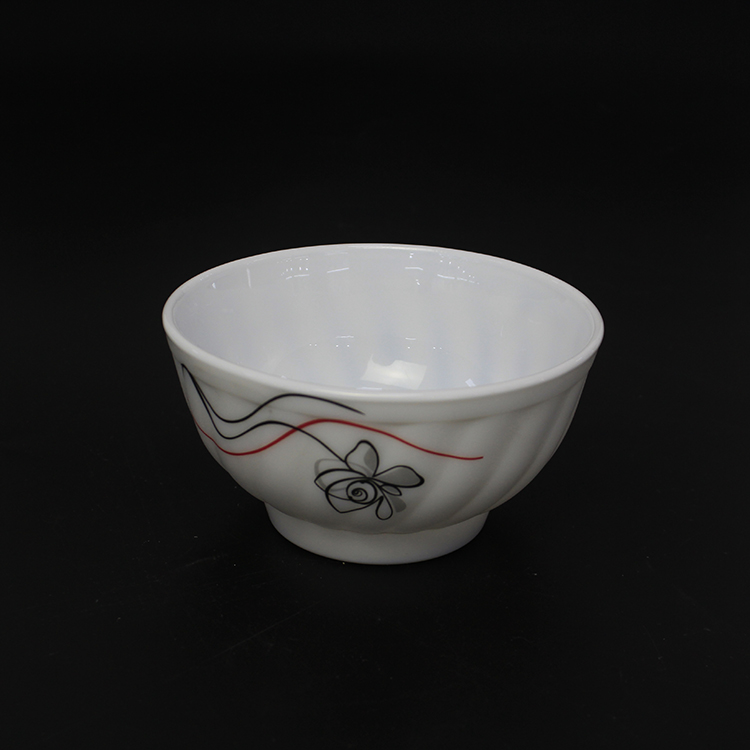 Latest Technology Heat Resistant Small opal Glass Bowl Flower Bowl