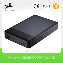 3.5 Inch USB 3.0 to SATA External Storage Case Hard Disk Drive Enclosure 3.5 HDD Case for desktop XMR-YP6