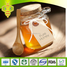 SHENGYUAN high quality fresh pure 100% natural comb/ forest honey