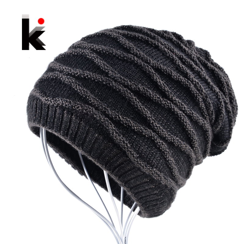 Knit Stocking Caps 44