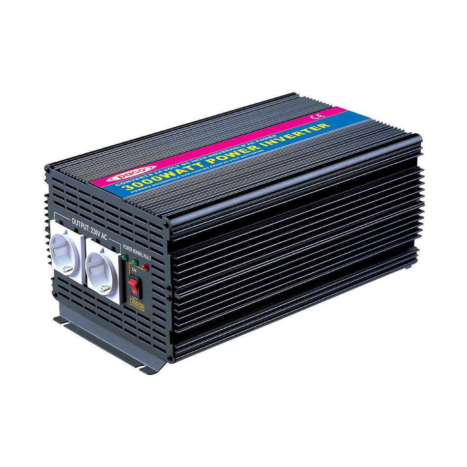 3000 watt frequency inverter 24 volt power invertor 50Hz/60Hz inverters