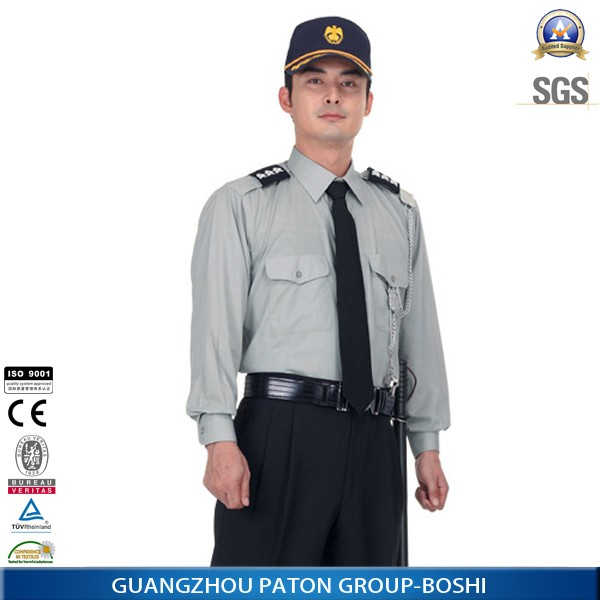 Factory Price Security Guard Uniform Color Shirt