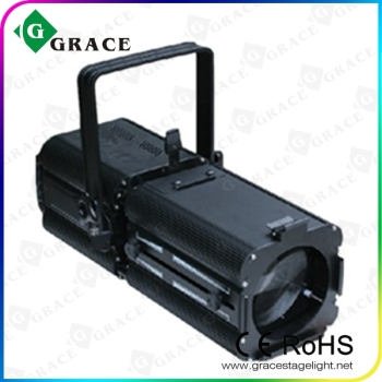 300w LED Profile Spot 3200K 17-50degree zoom elliptical