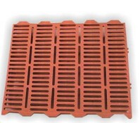 Good Quality Plastic and Cast Iron Pig Slat Floor