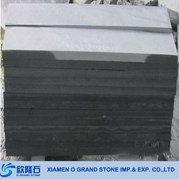 Black Window Sill Stone Polished Slate Tiles