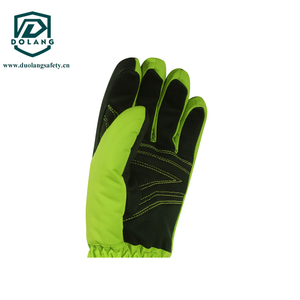 Classic Short Fingers Style Hand Gloves for All Sports