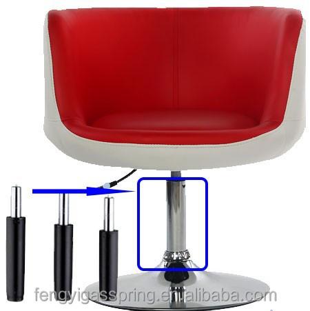 facile ascensore molla a gas sedia girevole gas sollevatore idraulico a pistoni per poltrone da barbiere