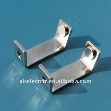 high quality silver contact, tungstan contact
