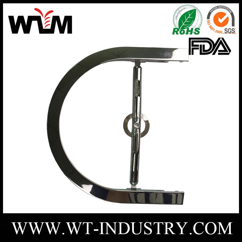 Oem Household Electroplating Adornment Plastic Injection Parts / Oem Injection Plastic Items