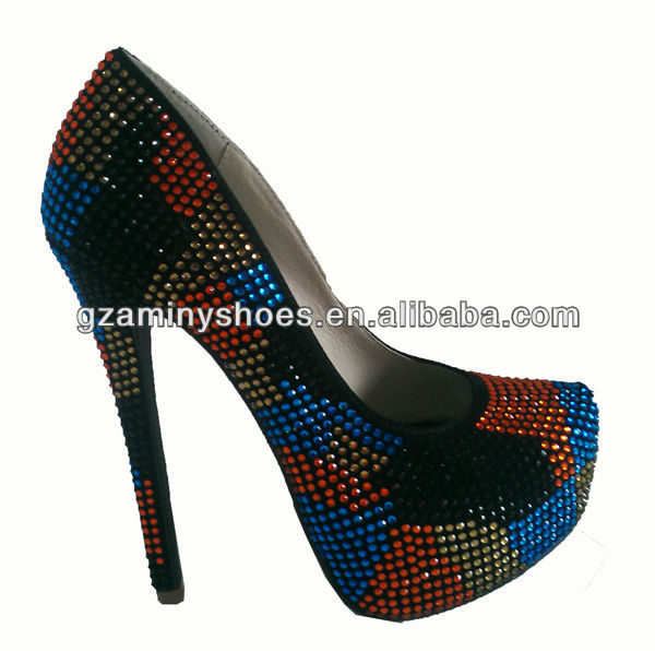 2013 2013 crystals sparkle sparkle shoes q585vTw