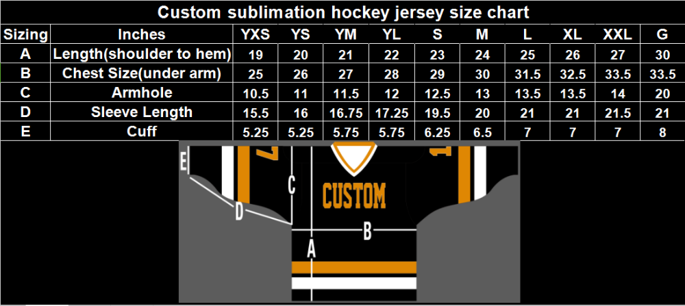 Custom American Goalie Cut Hockey Jerseys No Minimum Buy Goalie