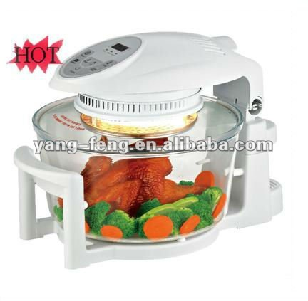 12L EL-916D electric Hot-air convection halogen oven