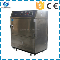 Professional measuring solutions UV lamp test chamber