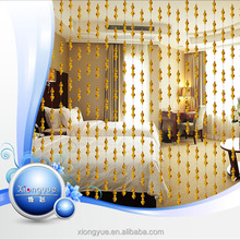 glass bead curtain glass beaded curtain for indoor decor