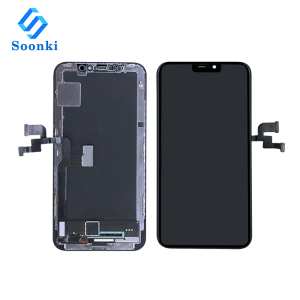 China OEM factory complete set display LCD screen digitizer replacement for apple iphone X 64gb