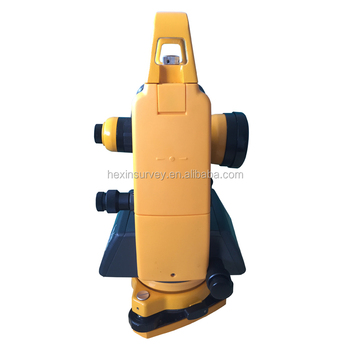 High accuracy CST berger DGT2 length 155mm laser theodolite price