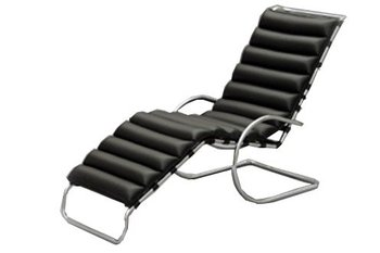 Mr Rohe Adjule Chaise Lounge Chair Sofa