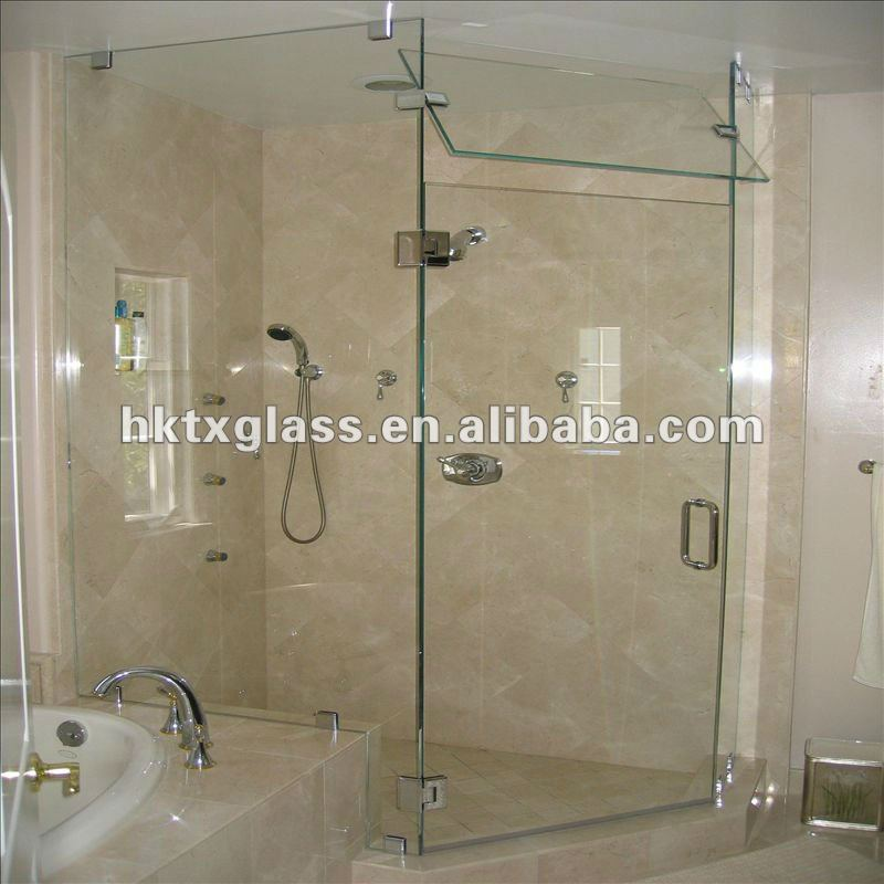 Tempered Gl Shower Wall Panels 12mm Product