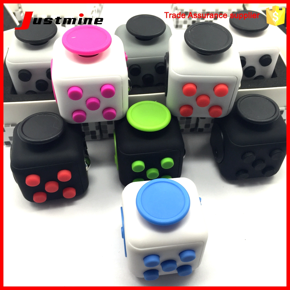 Wholesale Fidget Cube Desk Dice toys