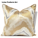 Modern Hot Sale Cushion Covers Usa Decoration Gold Bling Accessories Home Decor