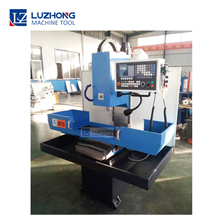 Model XK7124 Small Types Benchtop Mini CNC Milling Machine
