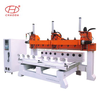 New!! 5 Axis Cnc Router 8 Head,Machinery To Make Chairs - Buy Machinery To  Make Chairs,5 Axis Cnc Router 8 Head,Cnc Router 8 Head Product on