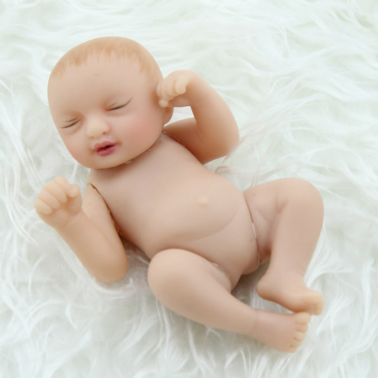 Small Toy Dolls : Newest design vinyl inch baby dolls palm hand doll toy