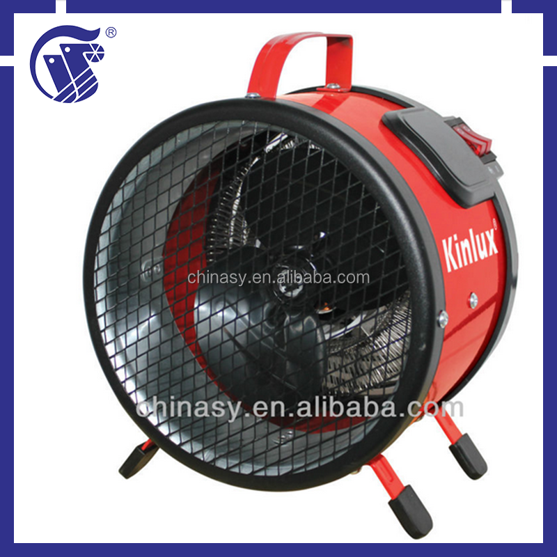 2kw Adustible thermostate electric fan heater