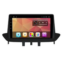 "9 ""FULL TOUCH 3 áudio do carro dvd <span class=keywords><strong>player</strong></span> do carro para renault megane III navegação gps dvd com bluetooth Rádio BT Ipod TV <span class=keywords><strong>Digital</strong></span> USB"