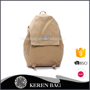 Famous Brand low Price canvas vintage ogio backpack