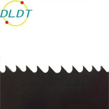 Heavy Tooth HSS M42 Bi-metal Band Saw Blades For Structural Steel