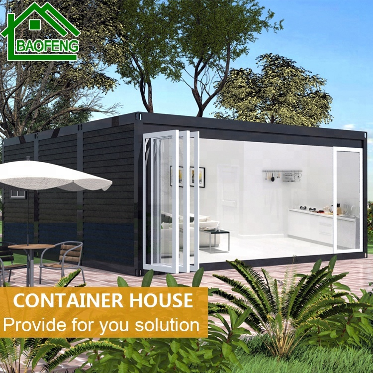 Quick Building Modern Luxury Prefabricated Container Homes For Living Fully  Furnished   Buy Container Homes For Living,Prefabricated Container Homes ...